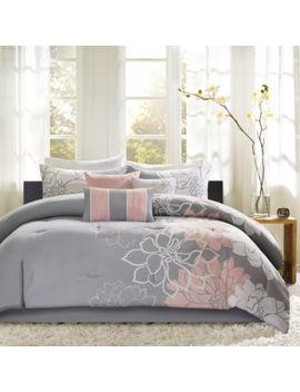 Madison Park Brianna Cotton 7 Pc. Comforter Set by Madison Park