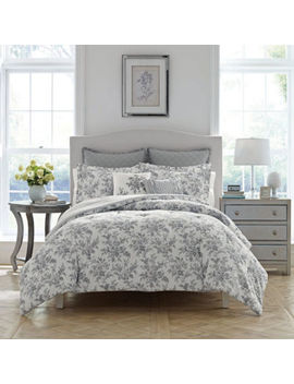 Laura Ashley Annalise Comforter Set by Laura Ashley