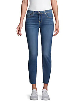 Roxanne Cut Skinny Ankle Jeans by 7 For All Mankind