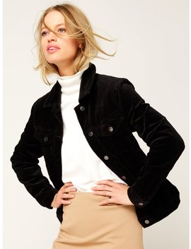 Cord Western Jacket by New