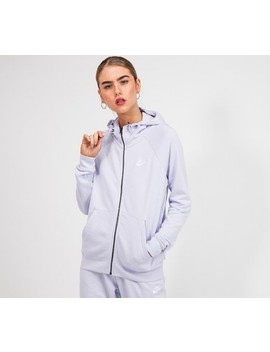 Womens Essential Hooded Top | Lavender Purple by Nike
