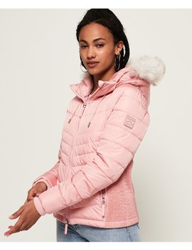 Luxe Fuji Jacket by Superdry