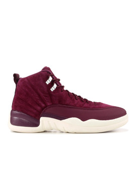 "Air Jordan 12 Retro ""Bordeaux\ by Air Jordan"