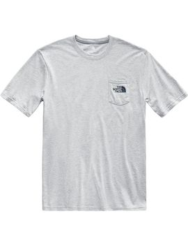 Camping Notes Pocket T Shirt   Men's by The North Face