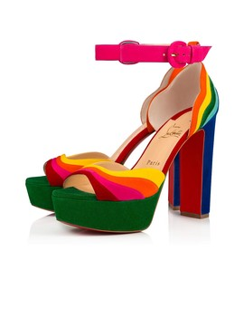 Degratissimo Alta by Christian Louboutin