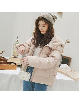 Belle Epoque   Hooded Padded Jacket by Belle Epoque