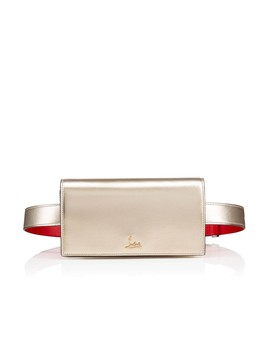 W Boudoir Chain Belt by Christian Louboutin