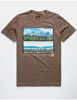 Hippytree Frameview Mens T Shirt by Hippytree