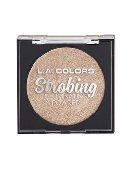 L.A. Colors Strobing Illuminating Powder   Champagne by L.A. Colors