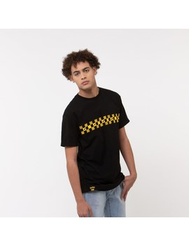 Mens Vans X Harry Potter Hufflepuff Tee by Vans