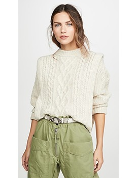 Tayle Pullover by Isabel Marant Etoile