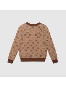Children's Gg Wool Jumper by Gucci
