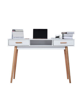 <Span><Span>Modern Scandinavian Bedroom White Dressing Table Makeup Vanity Home Office Desk</Span></Span> by Ebay Seller