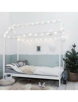 <Span><Span>Single Bed Kids Scandinavian House Frame In White </Span></Span> by Ebay Seller