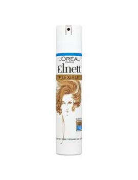 L'oreal Elnett Flexible Hold Hairspray 200ml by Superdrug