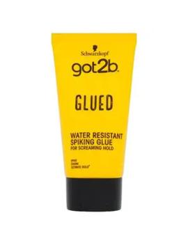 Schwarzkopf Got2b Glued Spiking Glue 150ml by Superdrug