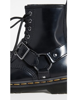 1460 Harness Boots by Dr. Martens