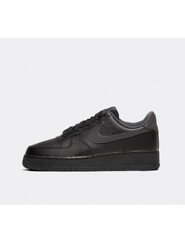 Air Force 1 '07 Trainer | Black / Anthracite / Black by Footasylum