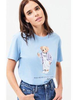 Polo Ralph Lauren Polo Bear Cotton T Shirt by Pacsun