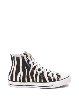 Converse Chuck Taylor All Star Hi Zebra Sneaker by Converse