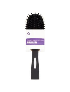 Superdrug Handbag Cushion Brush by Superdrug