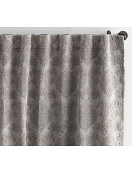 Dephina Jacquard Curtain by Pottery Barn