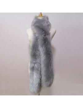 <Span><Span>Lady Women Faux Fur Long Collar Scarf Fluffy Winter Shawl Wrap Stole Warm Scarfs</Span></Span> by Ebay Seller