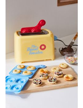 Mini Donut Toaster by Urban Outfitters