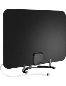 Ultra Thin Hdtv Antenna   Black/White by Rocketfish™