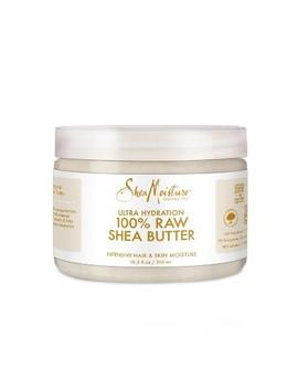 Shea Moisture 100% Raw Shea Butter 10.5 Oz by Shea Moisture