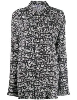 Pyjama Shirt by Balenciaga
