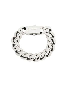 Curb Chain Bracelet by Saint Laurent