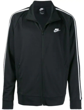 Logo Track Jacket by Nike