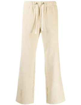 Ribbed Track Trousers by Champion