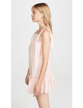 Savannah Stripe Mini Dress by The Fifth Label
