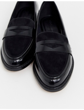 Asos Design   Mantra  Mocassins Plats   Noir by Asos Design