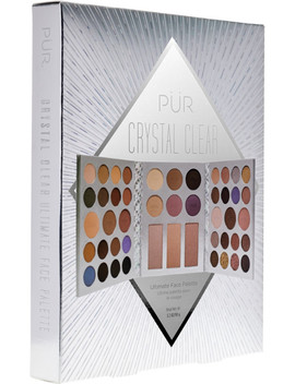 Crystal Clear Ultimate Blockbuster Palette by PÜr