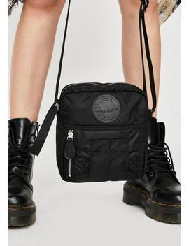 Super Mini Nylon Bag by Dr. Martens