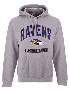 Men's Baltimore Ravens Gym Class Hoodie by General