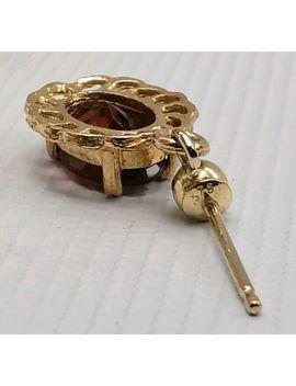 Vtg 1997 Ernest Jones 9ct Solid Gold Necklace & Earrings Set , Mother Day Gift by Ernest Jones