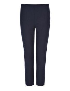 Gabardine Stretch New Tony Cropped Trousers by Joseph