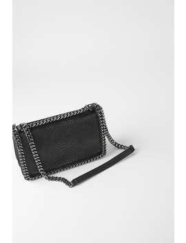 Chain Embossed Bag  Shoulder Bags Bags Woman by Zara