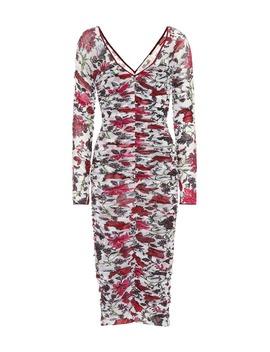 Floral Printed Dress by Diane Von Furstenberg