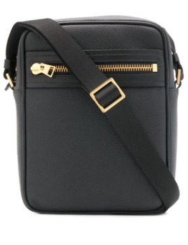 Zip Messenger Bag by Tom Ford