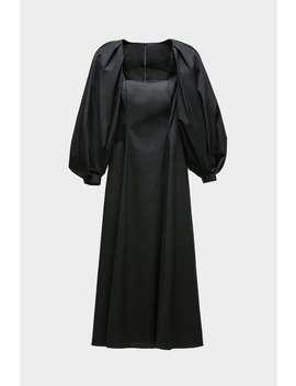 Robe Mi Longue À VolumenouveautÉs Femme by Zara