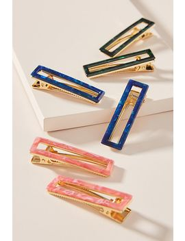 Doris Hair Clip Set by Anthropologie