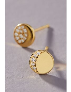 Celestial Post Earrings by Anthropologie
