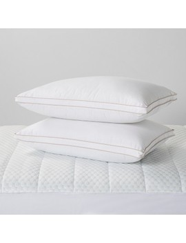 2pk Firm Bed Pillow   Made By Design by Made By Design