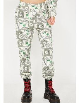 Money Bags Sweatpants by Ripndip