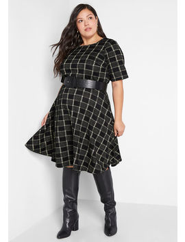 Just In Time Sweater Dress by Modcloth